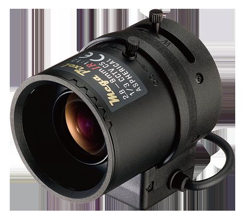 WATECカメラ対応 カメラ用レンズ